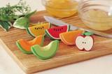 IWAKO Cut Fruit Eraser