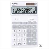 12桁卓上タイプ カラー電卓