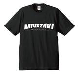 【先行予約限定】都道府県Tシャツ!!スケーターver!!宮崎!!【4月5日締切】