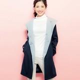 【値下げ!お買い得商品】カラーフーデッドコート<スプリングコート><大きいサイズ有>