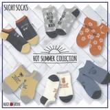 Vintage Series Ankle Socks Short Socks