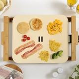 セラミックグリルプレート Chef - シェフ -