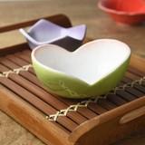 Japanesecook'S Apron Mini Dish Bright Green MINO Ware