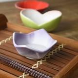 Japanesecook'S Apron Mini Dish Purple MINO Ware