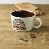 Kitchen Soup Mug Brown MINO Ware