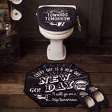 Cozydoors トイレ2点セット A New Day 洗浄暖房用