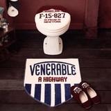 Cozydoors トイレ2点セット Venerable UO用