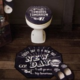 Cozydoors トイレ2点セット A New Day UO用