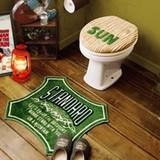 Cozydoors トイレ2点セット Outdoor UO用
