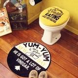 Cozydoors トイレ2点セット Yum−Yum UO用