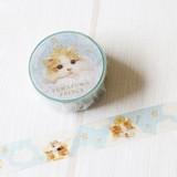 Washi Tape Fluffy Pudding