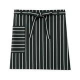 Restaurant Uniform Stripe Apron