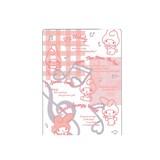 特価商品 【マイメロディ】下敷★カジュアリー/Casually…★