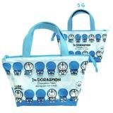 【ドラえもん】レイヤー保冷ランチバッグ(よこならび)★I'm Doraemon★[056132]