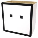 【ハコボーイ】木製小物入れ(キュービィ)[124579]