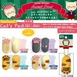 【予約商品】7月発売予定ぷにぷにスクイーズ SQUISHY cafe SAKURA ネコ肉球 CAT-PAD