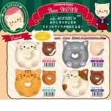 【予約商品】7月発売予定ぷにぷにスクイーズ SQUISHY cafe SAKURA ネコドーナツ CAT