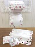 Embroidery Lace Fancy Goods Sakura Velvet Series