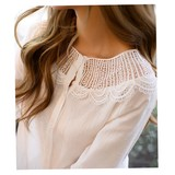 2017 S/S Lace Blouse Shirt