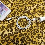 ライトニングコネクタを搭載 iPhoneタイプ 充電ケーブル apple Lightning USB充電