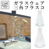 ■2017SS 新作■ ガラスウェア三角フラスコ