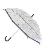 HAPPY CLEAR UMBRELLA FOR KIDS SPACE