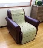 「い草 ソファカバー」 1人用  さらりとした快適な座り心地