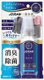 ノンスメル清水香 衣類・布製品・空間用スプレー 携帯用 ハーバルフレッシュの香り 100mL×36セット