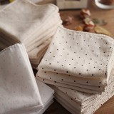 Gauze Handkerchief Dot