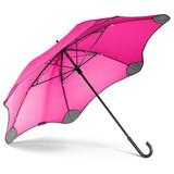 ブラント ライトプラス カーブハンドル 全3色 長傘 手開き 日傘/晴雨兼用 UVカット 台風傘