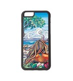 Colleen Wilcox iphoneケース (Rocky Point)