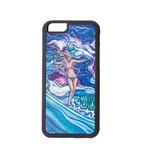 Colleen Wilcox iphoneケース (Cosmic Surf)