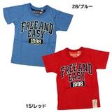 Vintage Print Candy Short Sleeve T-shirt