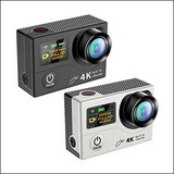 JOYEUX 4K-WiFi 1080PアクションカメラPRO SVC500BK SVC500SV