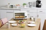 【調理・キッチン家電 トースター】オーブントースター OTR-86