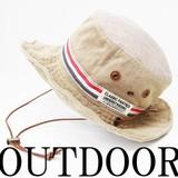 Hats & Cap Hat Safari Vintage Specification Tricolor Belt Hump