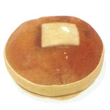 【パン雑貨】しっとりクッションミニ(パンケーキ)★Shittori Bakery★[229619]