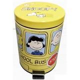 【スヌーピー】ブリキボックス(SCHOOL BUS)[056392]