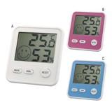 <ヘルシー&ビューティ><環境指標計>おうちルームデジタル温湿度計 TD-84