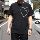 【2017春夏新作】SAMiE Love Tシャツ