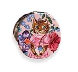 【ナタリーレテ】 ハンドミラー Pink Cat