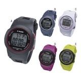 <ヘルシー&ビューティ><フィットネス>エフラン ジョギング・ウオーキング用腕時計 FRN10