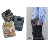 Multi Notebook Cover 3 Colors