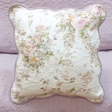Cotton Quilt Cushion Cover Rosie Series