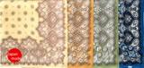 横浜シルクプチスカーフ 4055-6025 【日本製】小紋ペイズリー