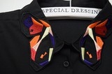 Colorful Butterfly Fashion Detachable Collar