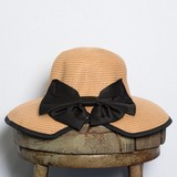 【2017SS新作】(即納)リボン付HAT