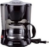 SCM-05B HOME SWAN コーヒーメーカー 5カップ(黒)