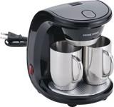 SCS-30 HOME SWAN コーヒーメーカー2カップ ステンレスマグ