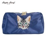 Legato Largo American Shorthair Cat Embroidery Pouch